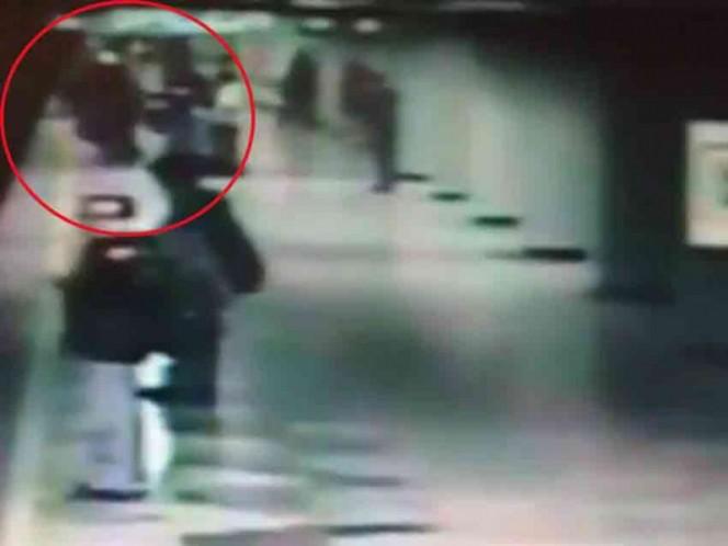 Hombre que empujó a mujer a vías del Metro padece esquizofrenia: PGJ
