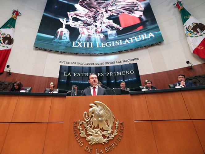 México cuenta con el Concierto de Naciones: Videgaray