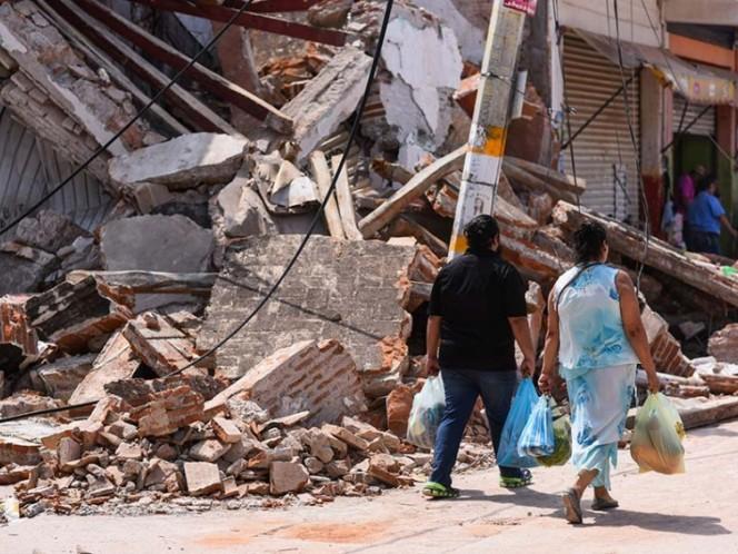 """Activan pago de Bono Catastrófico por 2 mil 700 mdp para reconstrucción"""""""