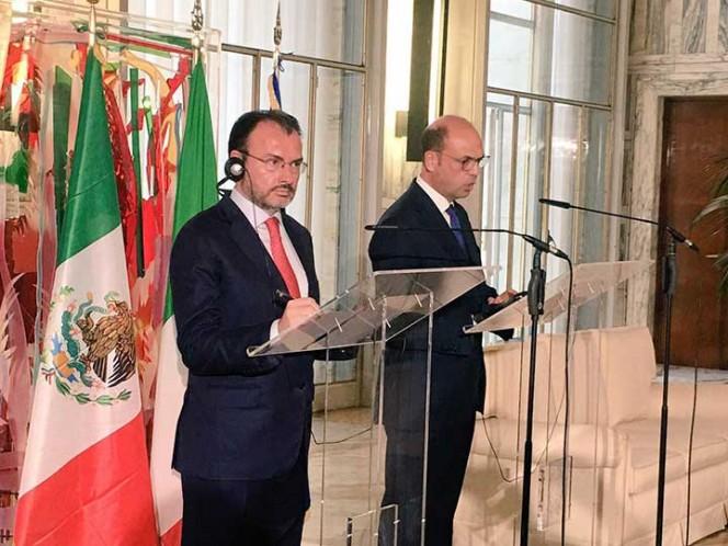 México y Reino Unido refrendan compromiso por un acuerdo económico