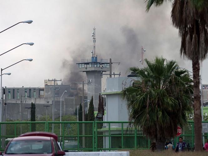 Aumenta a 18 los muertos por motín en penal de Cadereyta