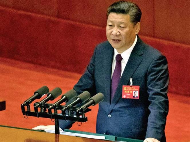 Vea el XIX Congreso Comunista chino en imágenes