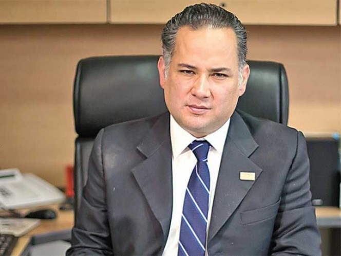 El fiscal Santiago Nieto Castillo. Foto: Daniel Betanzos/Archivo