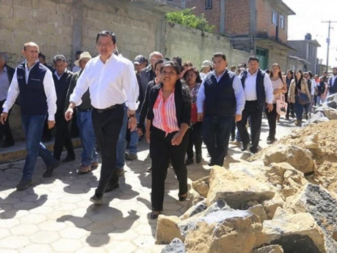 Reporta Segob más de 53 mil inmuebles dañados en Puebla por sismo