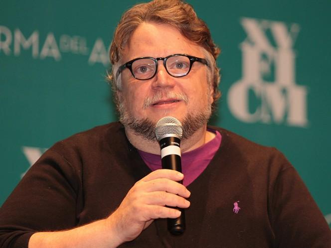 Guillermo del Toro presenta historia de amor y libertad — FICM