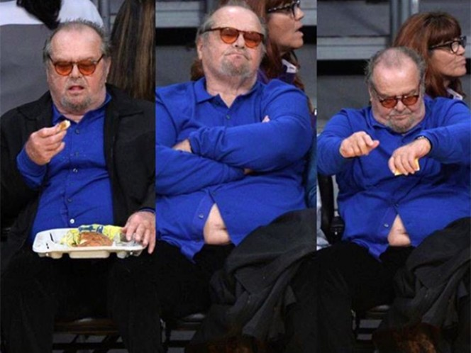 Las últimas imágenes del actor preocupan a sus fans — Jack Nicholson