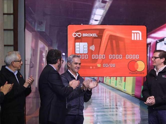 Metro de CdMx ya tiene su tarjeta de débito