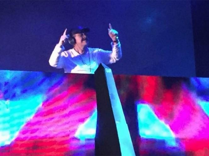 Pedrito Sola mezcla 'La Mayonesa' en su debut como DJ