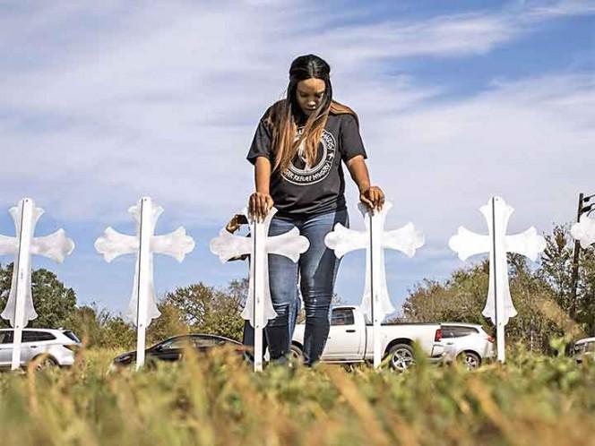 Atacante en iglesia de Texas, escapó de hospital psiquiátrico