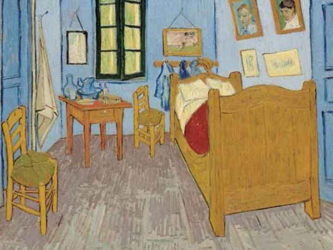 Descubren saltamontes en obra de Van Gogh