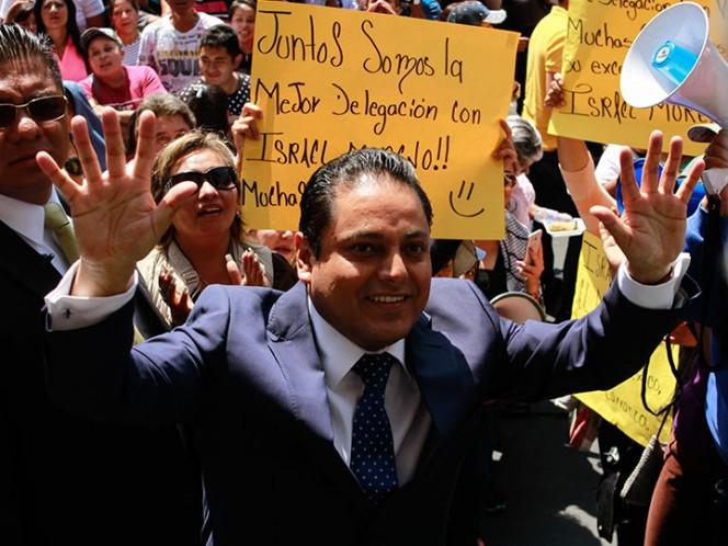El presidente de la Comisión de Gobierno se la ALDF, Leonel Luna, exhortó a la Corte a revisar el caso del delegado de V. Carranza, cuya destitución fue por 'desconocimiento'.