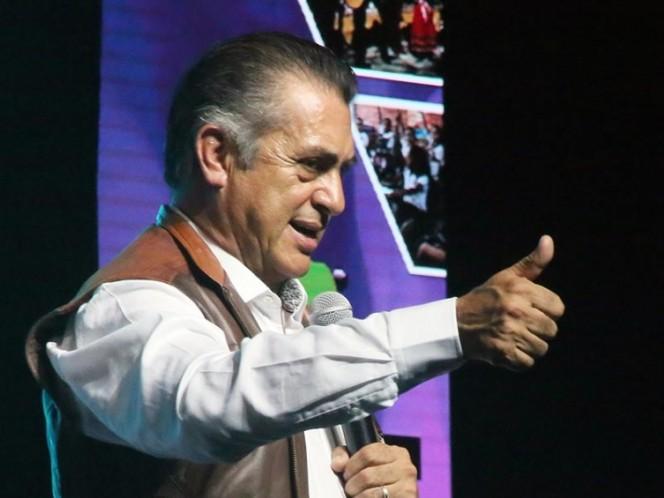 'El Bronco' rebasa a Margarita Zavala en recolección de firmas