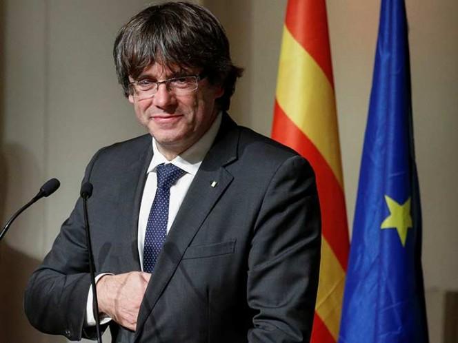 Puigdemont acepta una solución sin independencia — Cataluña