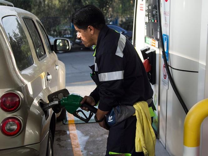 Liberan precios de gasolina en Puebla el 30 de noviembre