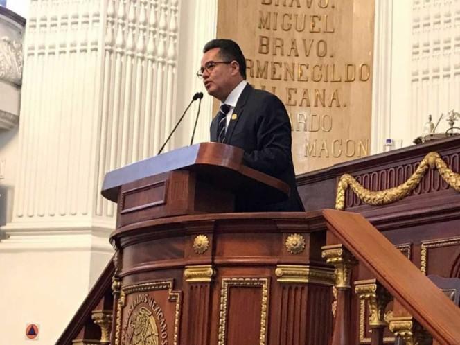ALDF aprueba en comisiones la Ley de Reconstrucción