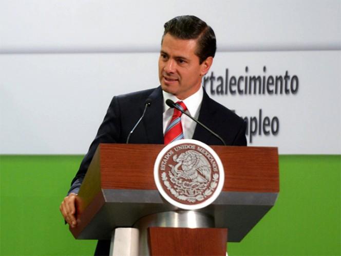 Incremento a salario mínimo 'no es ajuste menor': Peña Nieto
