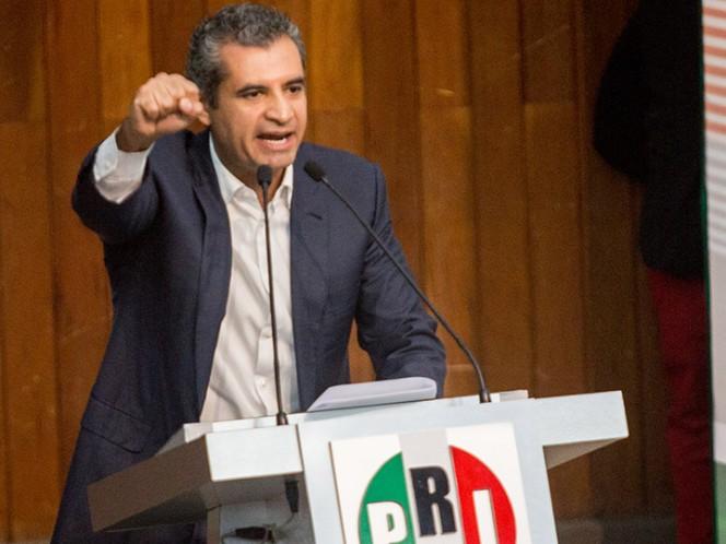 PRI denunciará a AMLO por actos anticipados de campaña
