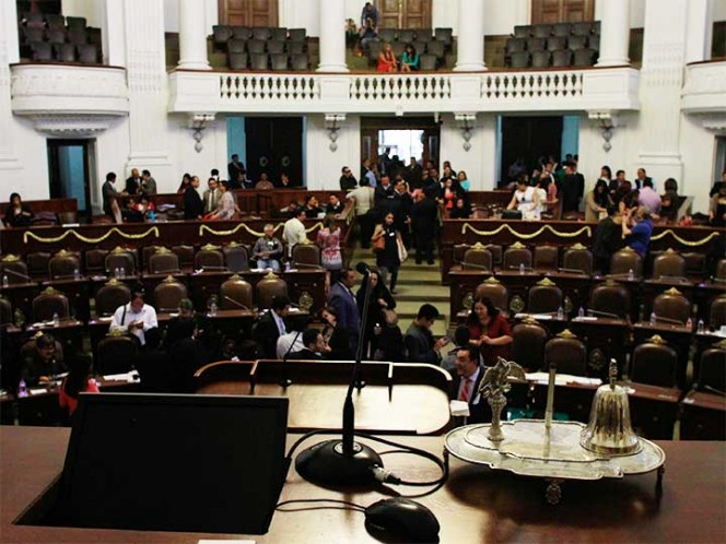 Aprueban ALDF dictamen sobre Ley de Reconstrucción de la CDMX
