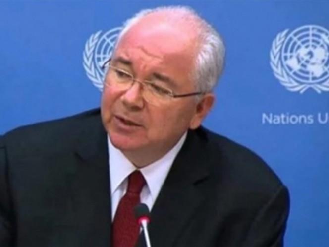 Rafael Ramírez seguiría como embajador de Venezuela ante la ONU