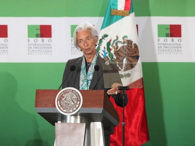 Renueva FMI línea de crédito flexible con México