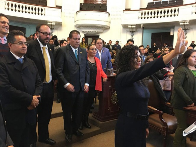 ALDF designa a Mónica López Moncada como delegada de Venustiano Carranza