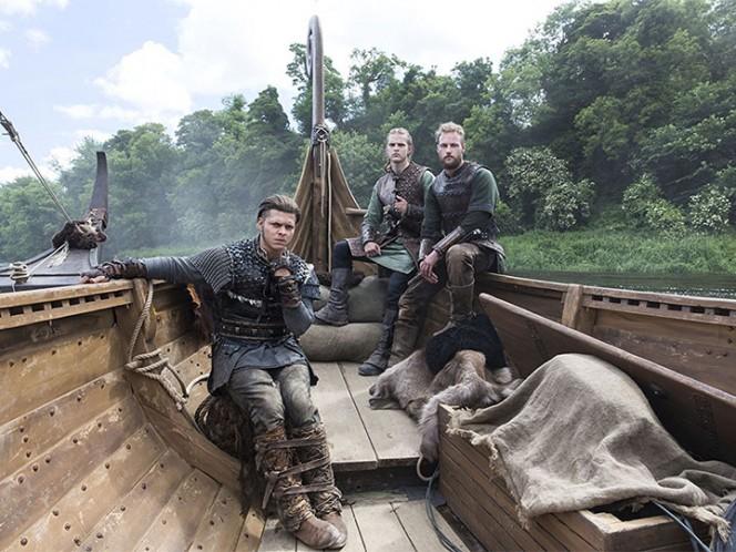 Se estrena la quinta temporada de Vikingos