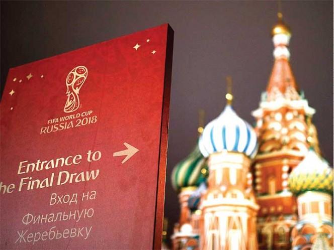 La capital rusa será la sede en la que se desarrollará el sorteo para la Copa del Mundo de 2018. Foto: Mexsport