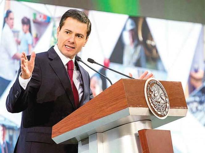 Pide Peña a Gabinete apretar paso para dejar un mejor país