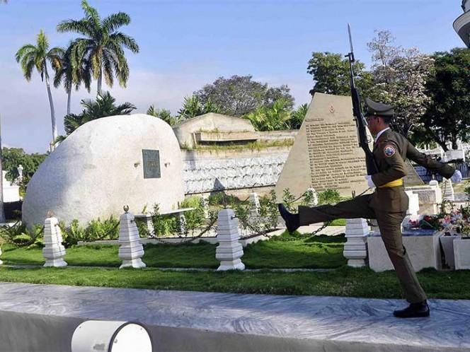 Cuba preparó tumba de Fidel Castro desde que se retiró