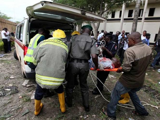 Atentado suicida deja al menos 13 muertos y 53 heridos — Nigeria
