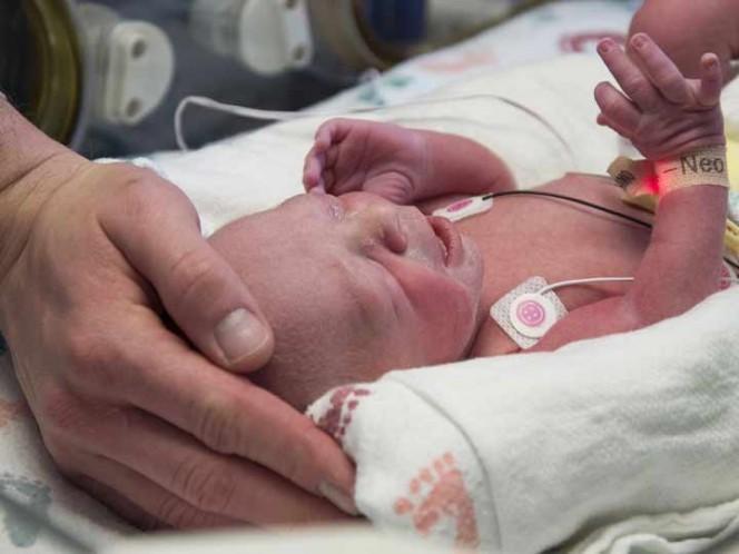 Nace en EU primer bebé de una mujer que recibió trasplante de útero