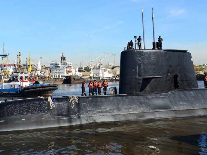 Submarino argentino sufrió explosión más fuerte que 100 kg de TNT
