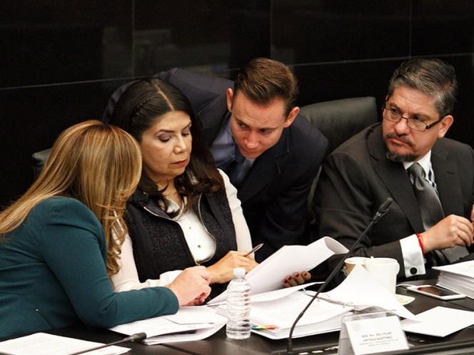 La Comisión de Justicia del Senado, que preside la senadora María del Pilar Ortega, comenzó las comparecencias de los candidatos a ocupar el cargo de titular de la Fepade. Foto: Cuartoscuro