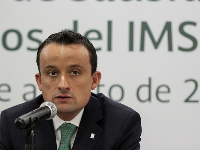 Tras renunciar a la titularidad del IMSS, Mikel Arriola dijo vía Twitter que este jueves presentará su solicitud para la precandidatura a jefe de gobierno de la CDMX.