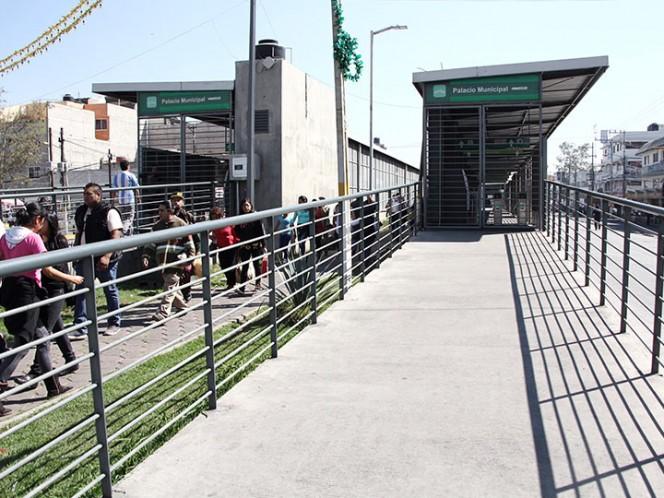 Del Mazo anunció la construcción de una línea de transporte masivo Mexibús para mejorar la movilidad en los municipios que conforman el Valle de Toluca.