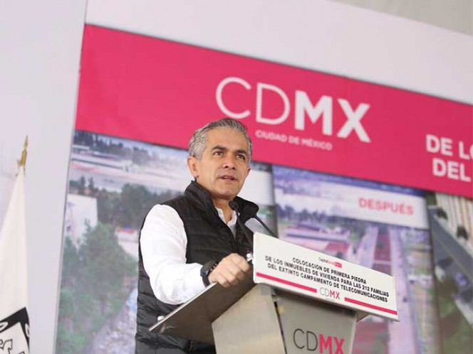 Sector Popular del PRI refrenda confianza en Mikel Arriola