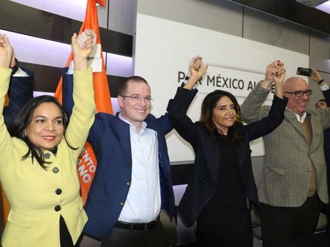 Barrales se registra como precandidata, irá por la CDMX