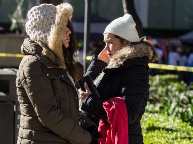 ¡No guardes el abrigo! Activan alerta roja en 5 delegaciones por frío