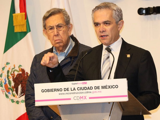 Me mantendré congruente… apoyaré al Frente, puntualiza @ManceraMiguelMX 