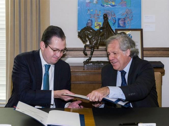 TEPJF y la OEA fortalecen justicia electoral con acuerdo
