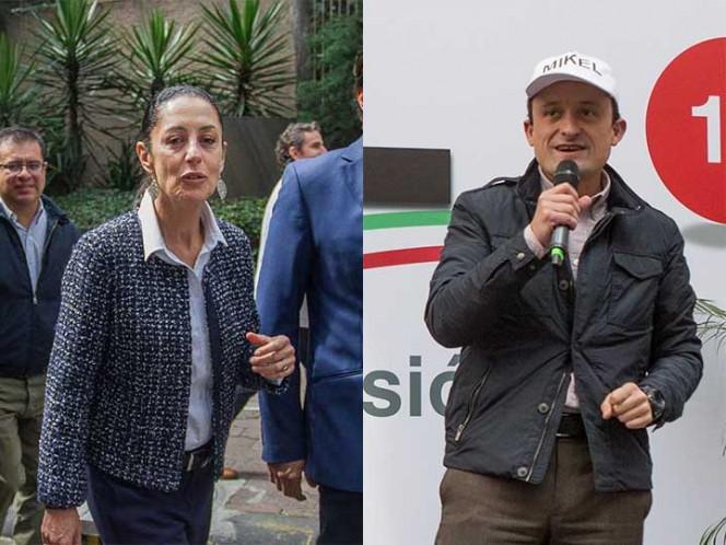 Mañana inician precampañas para elección de jefe de Gobierno CDMX