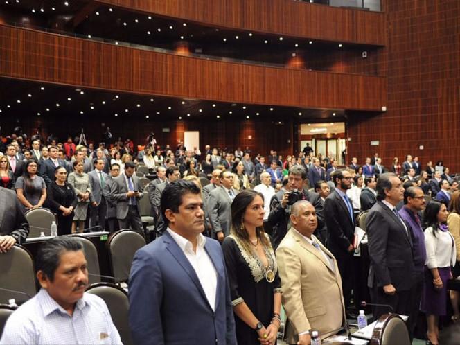 Suscriben PAN, PRD y MC convenio de coalición