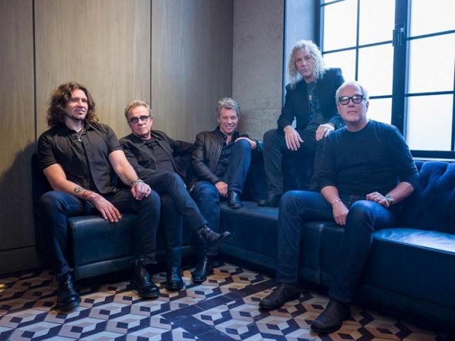 Bon Jovi, Nina Simone y The Moody Blues, al Salón de la Fama