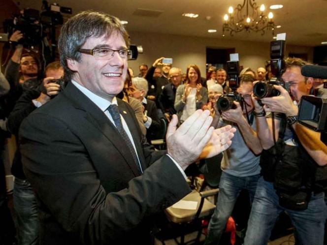 Retira justicia belga solicitud de extradición contra Puigdemont