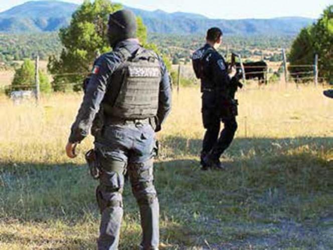 Reportaron un policía fallecido en el ataque armado a Comandancia de Bachíniva