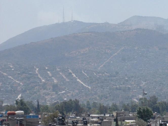 Muy contaminado el norte de la zona conurbada de la CDMX
