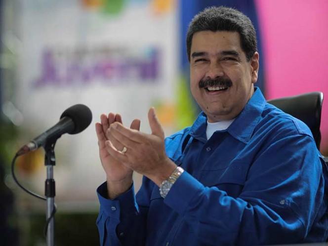 Levantará sanciones a Venezuela cuando se restaure orden constitucional