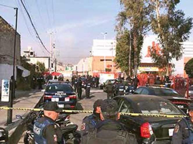 Policías frustran asalto a cuentahabiente con 400 mil pesos