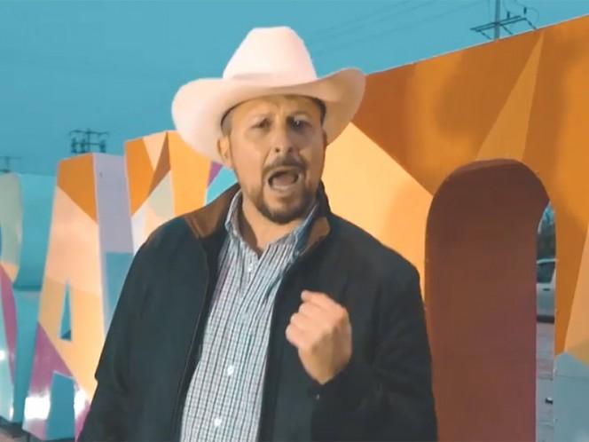 Edil de Río Bravo presume obras con narcocorrido de 'El Komander'