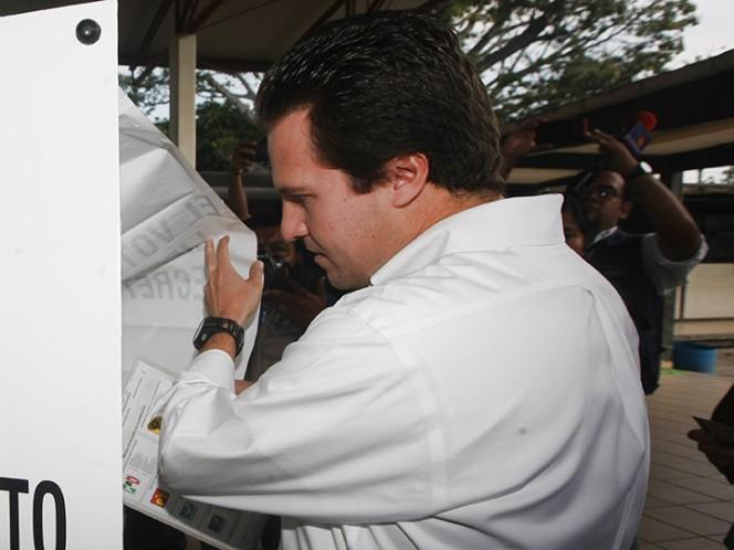 PRD elige a Gaudiano como precandidato a gubernatura de Tabasco